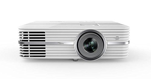 Optoma UHD300X 4K DLP Projektor (UHD, 3840 x 2160p, 2200 Lumen , 250.000:1 Kontrast, HDR10, Zoom...