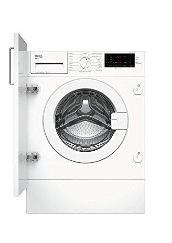 Beko WMI 71433 PTE Waschmaschine Frontlader (Einbau) / A+++ / 1400 UpM / Automatische...