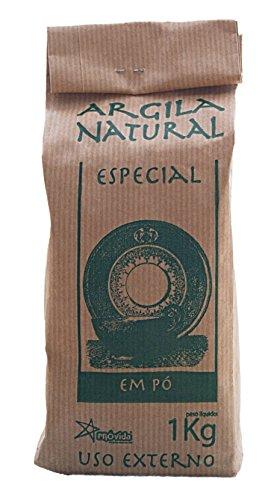 Provida Argila Natural Em Pà³ Frans groen tonaardepoeder voor maskers en peelings-100%...