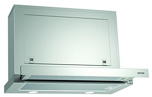 Gorenje BHP 623 E8X Flachschirmhaube/ 60 cm/ AB- oder Umluftbetrieb möglich/...