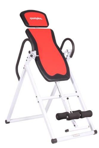 SportPlus SP-INV-010 Inversionstisch/Schwerkrafttrainer/Inversion Table