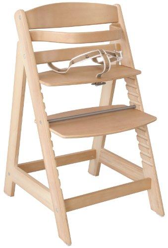 roba Treppenhochstuhl Sit Up III, mitwachsender Hochstuhl vom Babyhochstuhl bis zum Jugendstuhl,...