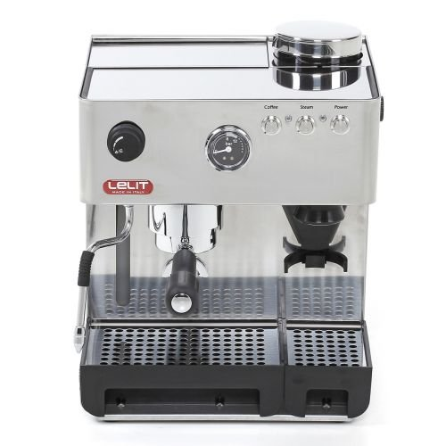 Lelit Anita PL042EMI semi-professionelle Kaffeemaschine mit integrierter Kaffeemühle, ideal für...