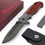 BERGKVIST Klappmesser K19 RED Sonderedition ++ nur noch kurze Zeit erhältlich ++ Taschenmesser mit...