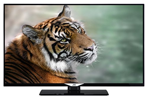 JVC LT-40V54JF 102 cm (40 Zoll) Smart Fernseher (Full HD, Triple Tuner, Smart TV, WLAN, Bluetooth,...