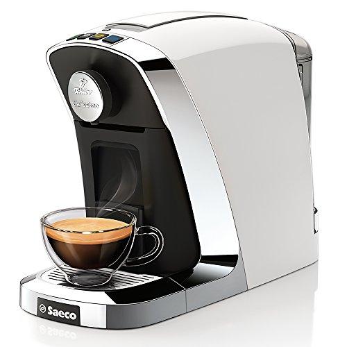 Tchibo Saeco Cafissimo Tuttocaffé Kapselmaschine (für Kaffee, Espresso, Caffé Crema und Tee)...