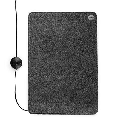 OneConcept Magic Carpet - Heizmatte, Fußheizung, Heizteppich, elektrisch, Heizleistung: 64 Watt, 60...