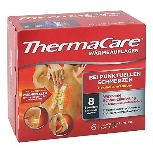 ThermaCare flexible Anwendunge Wärmeauflagen, 6 St.