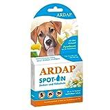 ARDAP Spot On für Hunde von 10 bis 25kg- Bis zu 12 Wochen nachhaltiger Langzeitschutz -...
