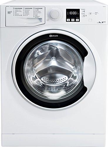 Bauknecht WA Soft 8F41 Waschmaschine Frontlader / A+++ -10% / 1400 UpM / 8 kg / langlebiger Motor /...