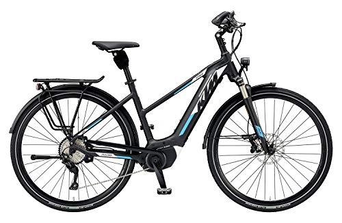 KTM Macina Style 10 CX5 Bosch Elektro Fahrrad 2019 (28' Damen Trapez 51cm, Schwarz...