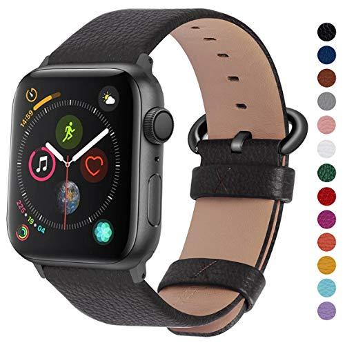 Fullmosa kompatibel mit Apple Watch Armband 42mm in 15 Farben für Watch Serie 5/4/3/2/1,Space...