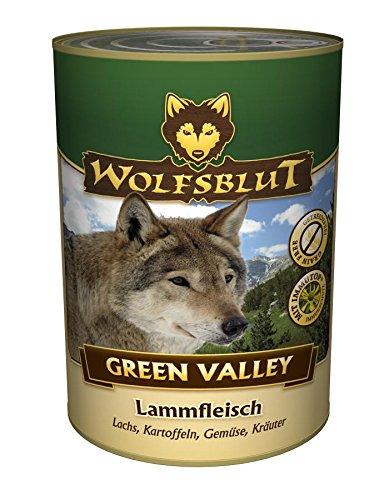Wolfsblut Green Valley, 12er Pack (12 x 395 g)