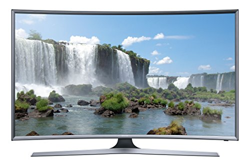 Samsung J6350 138 cm (55 Zoll) Curved Fernseher (Full HD, Triple Tuner, Smart TV)