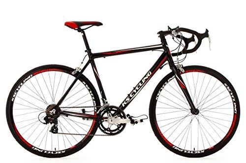 KS Cycling Rennrad 28'' Euphoria schwarz Alu-Rahmen RH 62 cm
