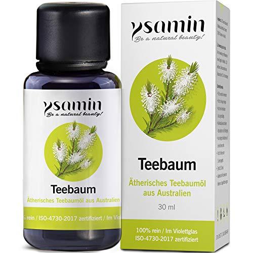 Australisches Teebaumöl hilft bei Akne, Pickel, unreine Haut, Fußpilz, Mundgeruch, Mückenstiche,...