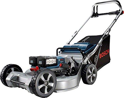 Bosch Rasenmäher, 48 GRA 0600911001 Schubkraft Elektrischer, kabelloser Antriebsräder 432 W, 48 cm