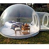 WENBIAOXUEBall aufblasbare transparente aufblasbare Zelte große Sonnenschein Hotel Blase Haus...
