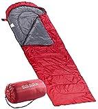 PEARL Mini Schlafsack: Superleichter Sommer-Schlafsack, Deckenschlafsack 210 x 75 cm (Leichter...