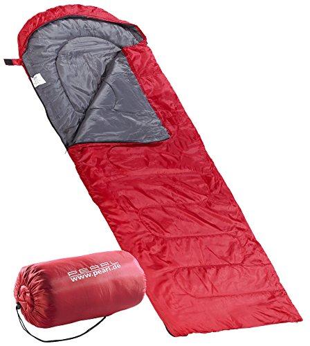 PEARL Mini Schlafsack: Superleichter Sommer-Schlafsack, Deckenschlafsack: 210 x 75 cm (Leichter...