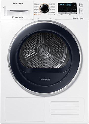 Samsung DV5000 DV81M5210QW/EG Wärmepumpentrockner/8kg/EEK...