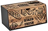 Brotkasten Holz | Brotbox | Brotkiste | Brot Aufbewahrungsbox | Brotkorb | Brotbehälter | Brotkiste...