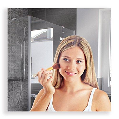 Artland Qualitätsspiegel I Wandspiegel 140 x 50 cm Spiegel 5 mm dick Rahmenlos mit...