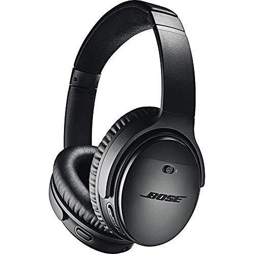 Bose QuietComfort 35 (Serie II) kabellose Kopfhörer, Noise Cancelling, mit Alexa-Sprachsteuerung,...