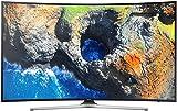 Samsung MU6279 138 cm (55 Zoll) Curved Fernseher (Ultra HD, HDR, Triple Tuner, Smart TV)