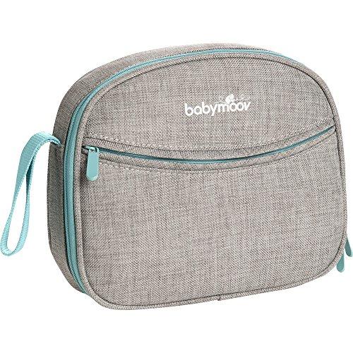 Babymoov Baby-Kulturtasche - Pflege-Set, für Babys, 9-teilig, mit digitalem Fieberthermometer,...