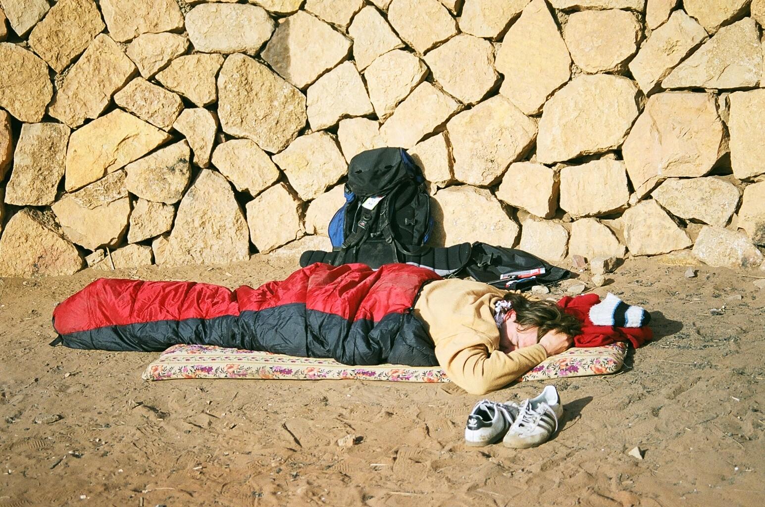 Tropenschlafsack