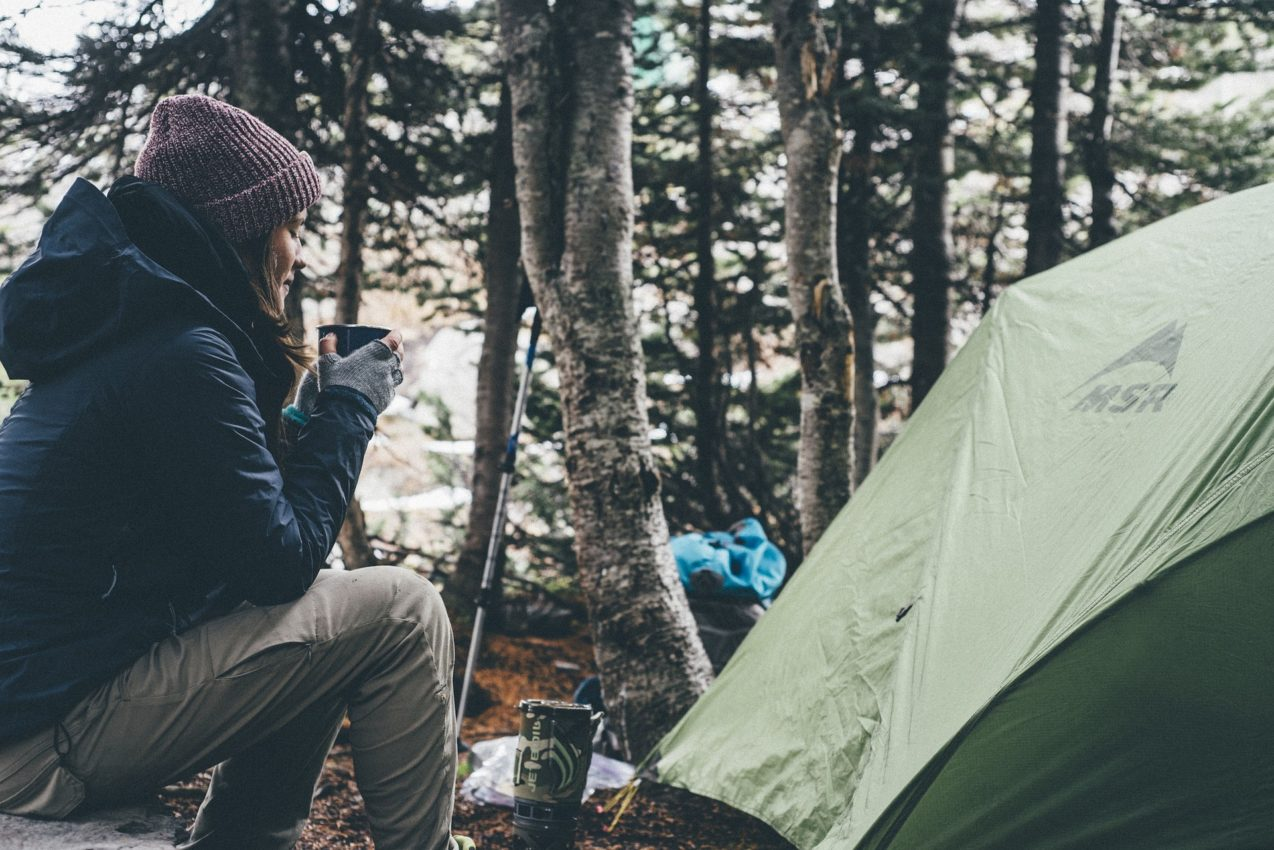 Camping Gaskocher