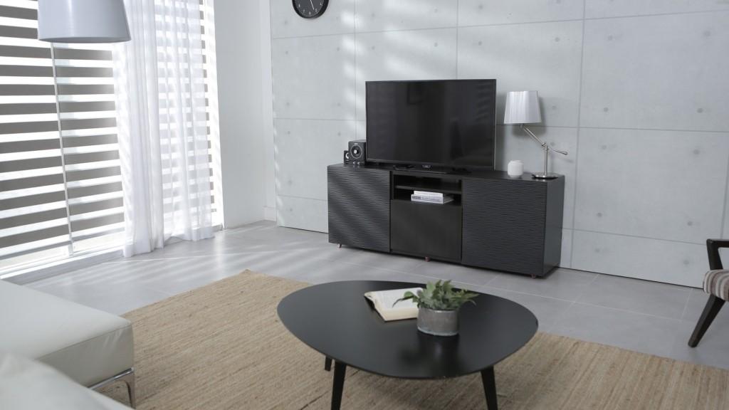 4K Fernseher Raum Größe