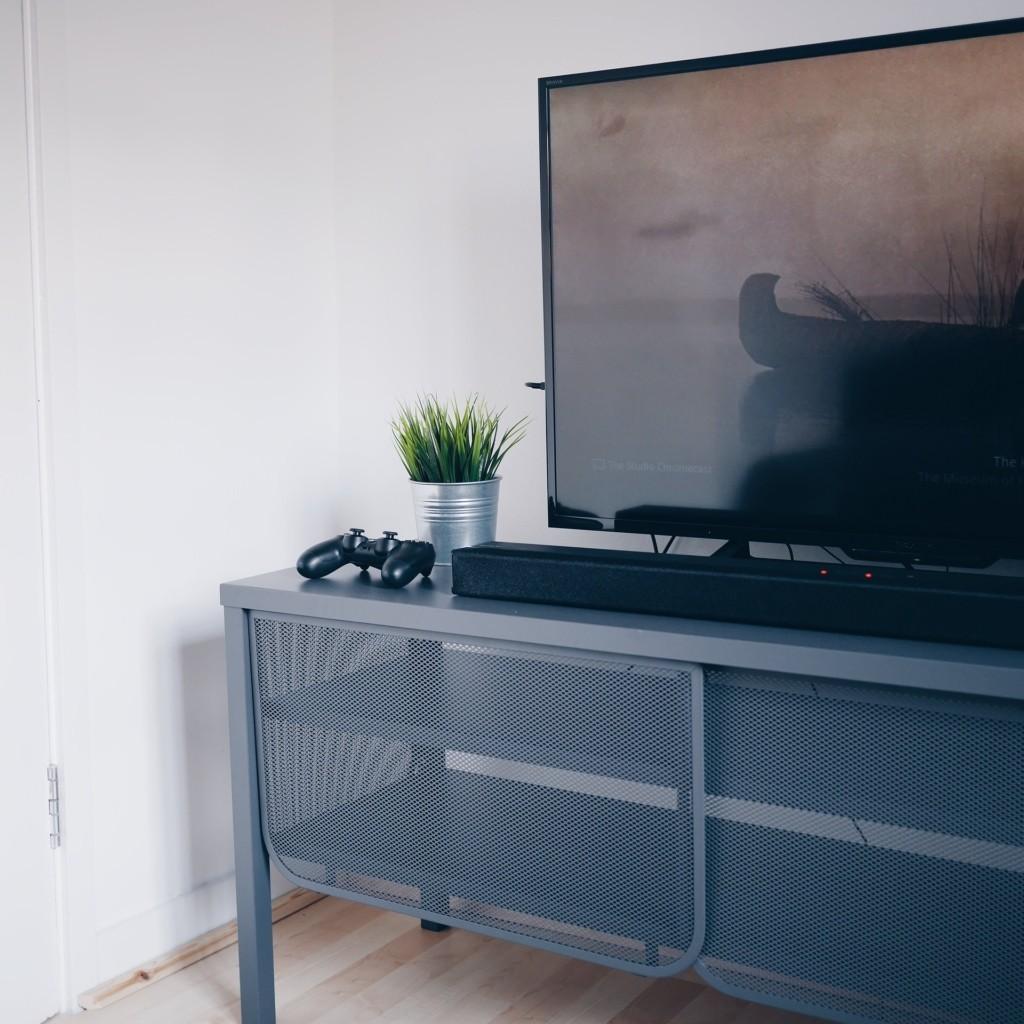 55 Zoll Fernseher Größe Rahmen
