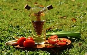 Barf Hundefutter Gemüse Öl