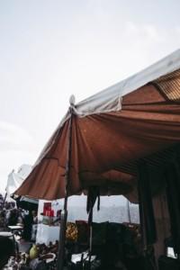 Zeltplane Selbst Zelt bauen