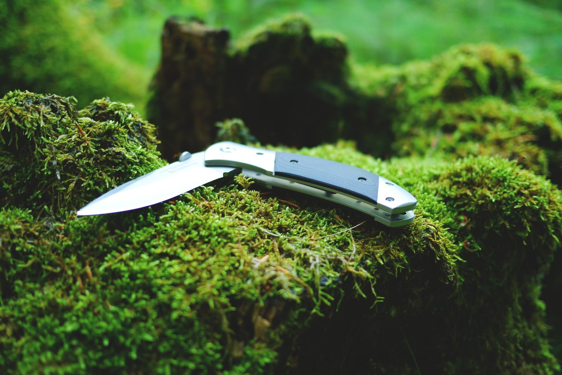 Jagdmesser täglicher Gebrauch