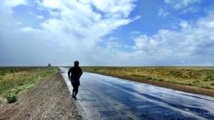 Laufjacke wetterfest Regen