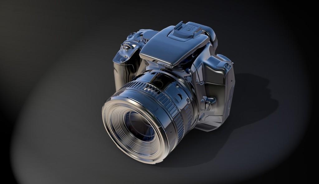 Digitalkamera Lichtweite digitale Bilder