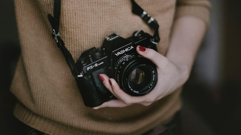 Digitalkamera Objektiv Displaygroesse