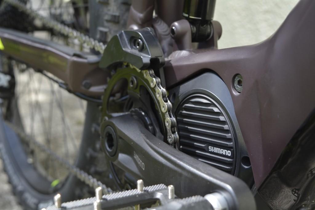 E-Bike Motorleistung