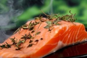 Lachs Rezepte und gesund essen
