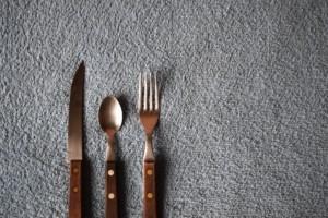 Steakmesser Griffe Materialien