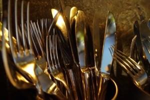 Besteckkasten für Messer, Gabel Loeffel