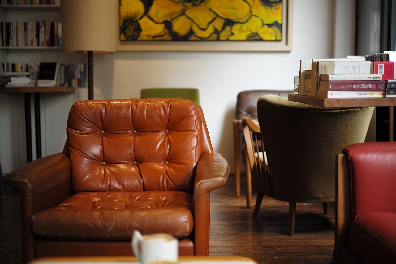 Dank Leder Pflegemittel Sessel wie neu