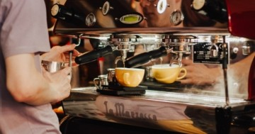 Espressomaschine Test
