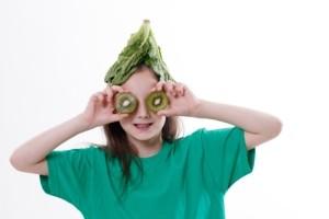 Gemuesehobel Kindern Obst und Gemuese schmackhaft machen