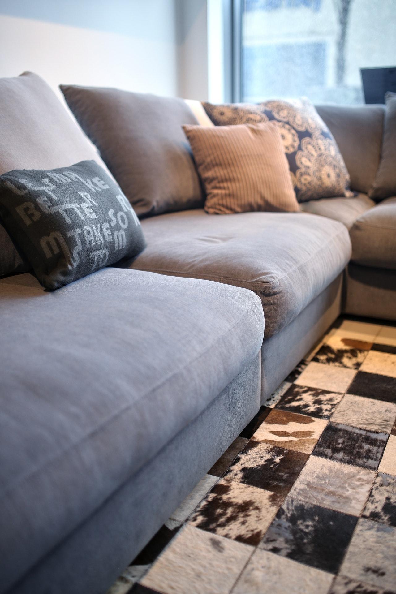 Handdampfreiniger Couch reinigen