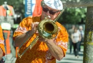 Horn Blasinstrumente Jazz und Pop