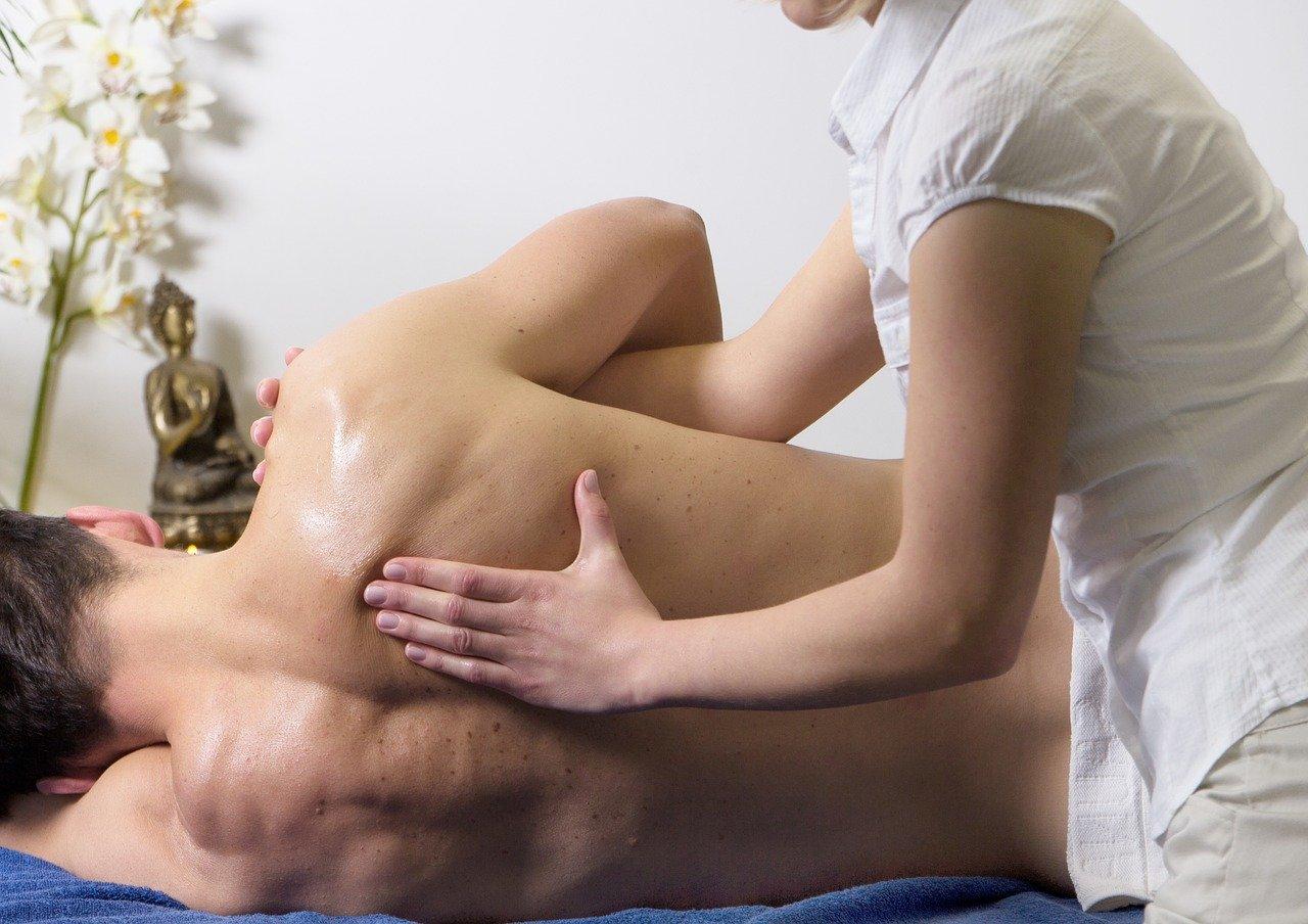 Reizstromgeräte werden auch für die Schmerztherapie eingesetzt.